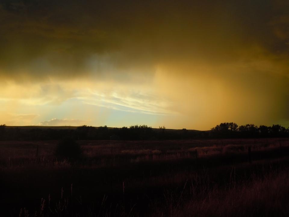 Sunset 9-16-13