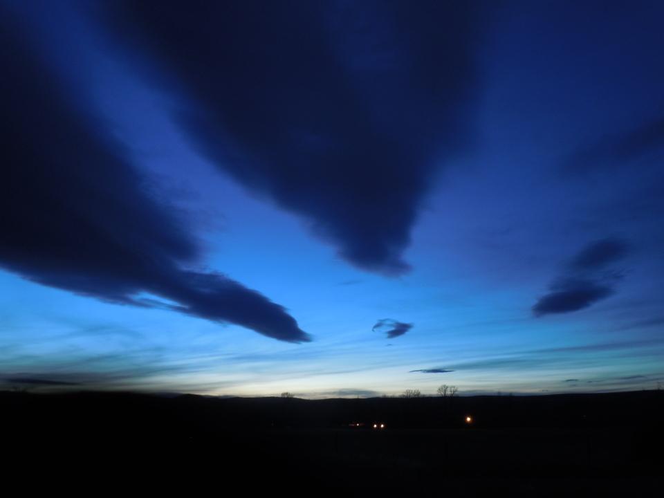 Night Sky 11.18.13