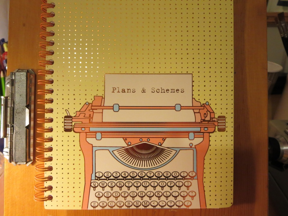 Fun calender journal